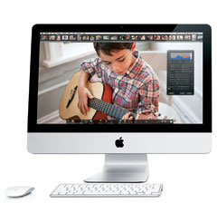 Характеристики iMac 21,5 2009-2011