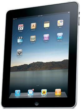 Характеристики iPad 1