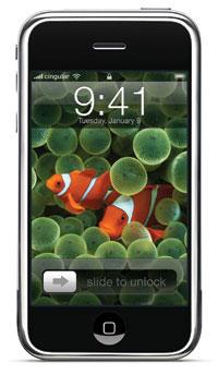 Характеристики iPhone 2G