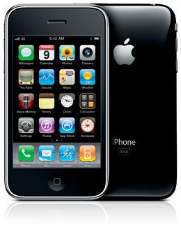 Характеристики iPhone 3GS