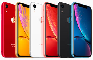 Характеристики iPhone XR