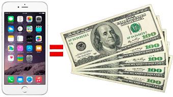 продать Айфон 6 Плюс на запчасти